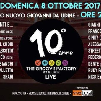 Concerto – The Groove Factory